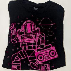 💥SALE💥 Astronaut graphic tee men's large